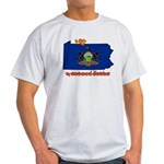 ILY Pennsylvania Light T-Shirt