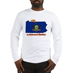 ILY Pennsylvania Long Sleeve T-Shirt