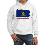 ILY Pennsylvania Hooded Sweatshirt