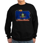 ILY Pennsylvania Sweatshirt (dark)