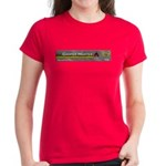Camper Hunter Women's Dark T-Shirt