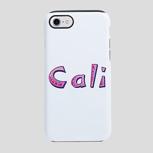 Cali Pink Giraffe iPhone 7 Tough Case