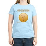 Generation Y Women's Light T-Shirt