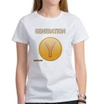 Generation Y Women's T-Shirt
