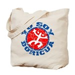 Yo Soy Boricua Tote Bag