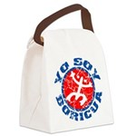 Yo Soy Boricua Canvas Lunch Bag