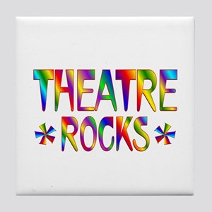 Theatre Tile Coaster