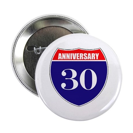 "30th Anniversary! 2.25"" Button (100 pack)"