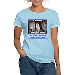 Guard Cat Women's Light T-Shirt