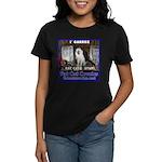 Guard Cat Women's Dark T-Shirt