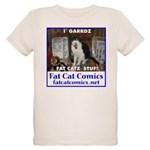 Guard Cat Organic Kids T-Shirt