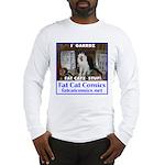 Guard Cat Long Sleeve T-Shirt