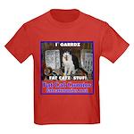 Guard Cat Kids Dark T-Shirt