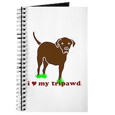 I Love My Tripawd Journal