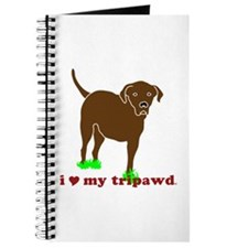 I Love My Tripawd Journal
