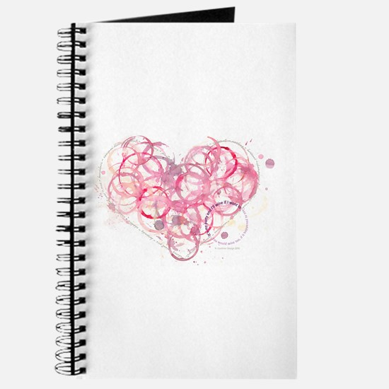 Cute Spill Journal