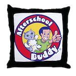Afterschool Buddy Throw Pillow