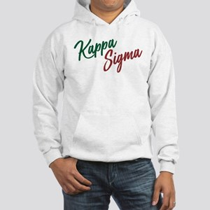Kappa Sigma Hooded Sweatshirt