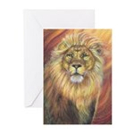 Ember (cropped) Greeting Cards (Pk of 10)