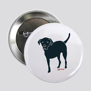 "Tri-Lab Silhouette (Front) 2.25"" Button"