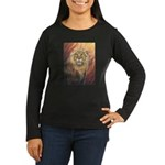 Ember Women's Long Sleeve Dark T-Shirt