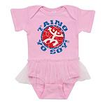 Taino Yo Soy! Baby Tutu Bodysuit