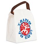 Taino Yo Soy! Canvas Lunch Bag