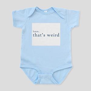 hmm thats weird... Infant Creeper