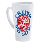 Taino Yo Soy! 17 Oz Latte Mug