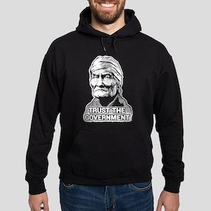 Geronimo Trust Government Hoodie (dark)