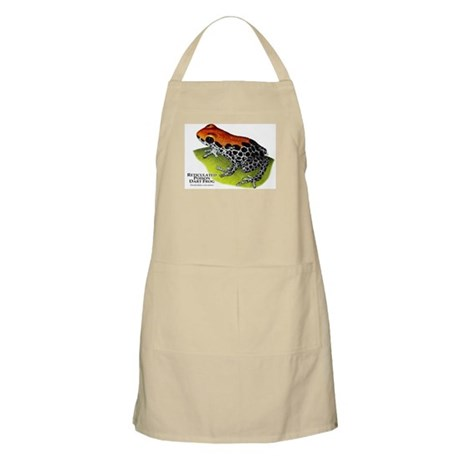 Red-Backed Poison Dart Frog Apron