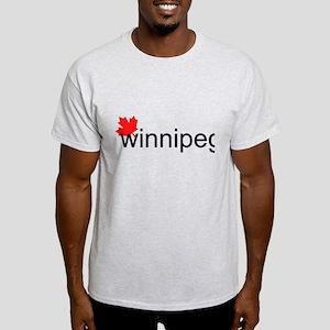 """Winnipeg """"hot"""" Light T-Shirt"""