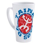 Taina Yo Soy! 17 Oz Latte Mug