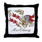 MacClancy Sept Throw Pillow