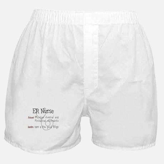 ER/Trauma Boxer Shorts