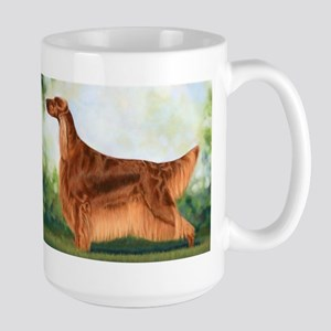 Irish Setter Large Mug