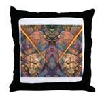 African American heritage month Throw Pillow