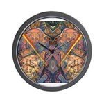 African Heritage Wall Clock