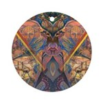 African Heritage Ornament (Round)