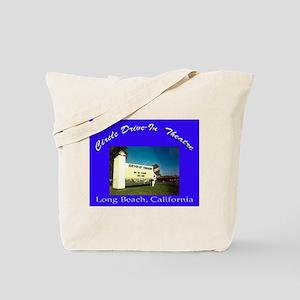 Circle Drive-In Theatre Tote Bag