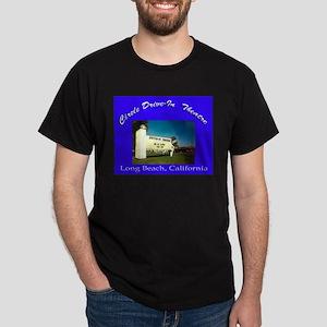 Circle Drive-In Theatre Dark T-Shirt
