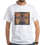 African Heritage White T-Shirt