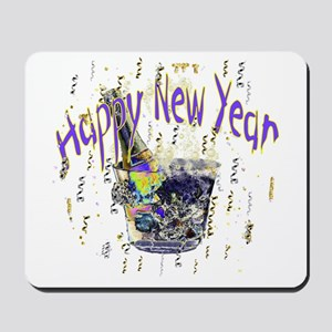 New years Mousepad