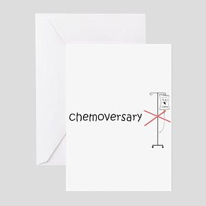 chemoversary Greeting Cards (Pk of 10)