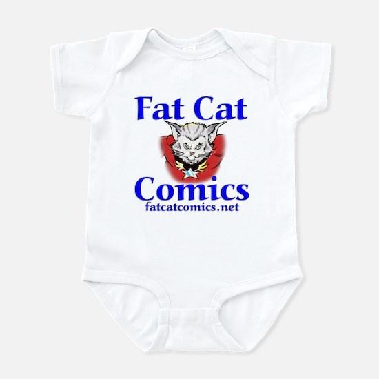 Unframed Logo Infant Bodysuit
