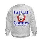 Unframed Logo Kids Sweatshirt
