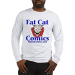 Unframed Logo Long Sleeve T-Shirt