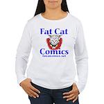 Unframed Logo Women's Long Sleeve T-Shirt