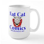 Unframed Logo Large Mug
