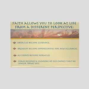 Faith Allows Magnet